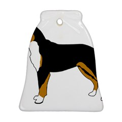 Entlebucher Mt Dog Silo Color Bell Ornament (Two Sides)