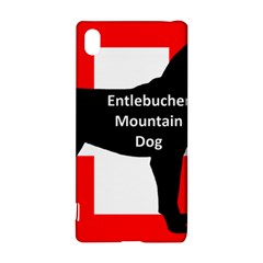 Entlebucher Mt Dog Name Silo On Switzerland Flag Sony Xperia Z3+