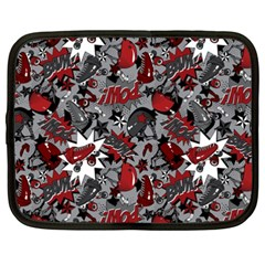 Roller Derby Slam Netbook Case (XXL)