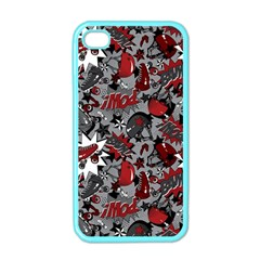 Roller Derby Slam Apple iPhone 4 Case (Color)