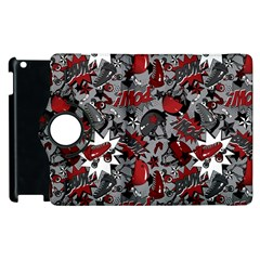 Roller Derby Slam Apple iPad 3/4 Flip 360 Case