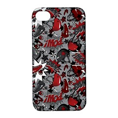 Roller Derby Slam Apple iPhone 4/4S Hardshell Case with Stand