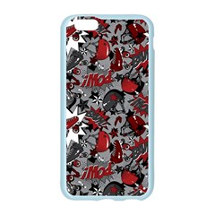 Roller Derby Slam Apple Seamless iPhone 6/6S Case (Color)