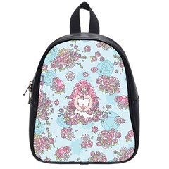 Space Roses School Bags (Small)
