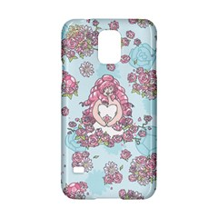 Space Roses Samsung Galaxy S5 Hardshell Case