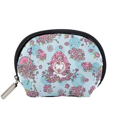 Space Roses Accessory Pouches (Small)