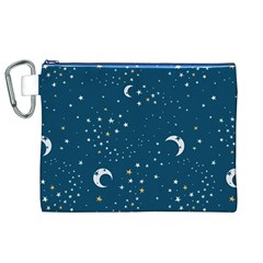 Celestial Dreams Canvas Cosmetic Bag (XL)
