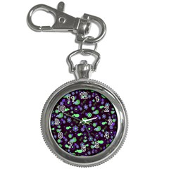 Spring night Key Chain Watches