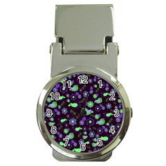 Spring night Money Clip Watches