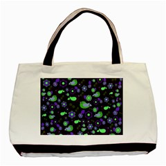Spring night Basic Tote Bag