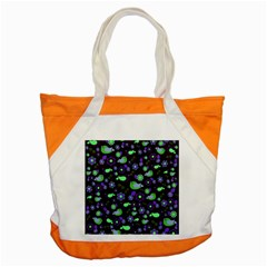 Spring night Accent Tote Bag