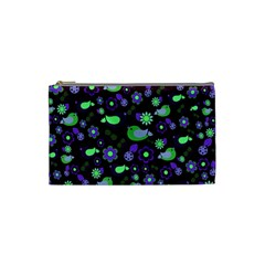 Spring night Cosmetic Bag (Small)