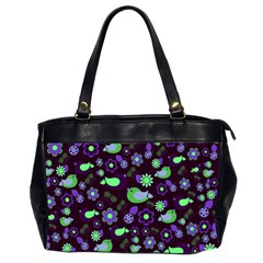 Spring night Office Handbags (2 Sides)