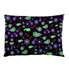 Spring night Pillow Case (Two Sides)