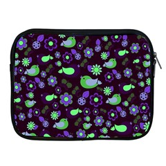 Spring night Apple iPad 2/3/4 Zipper Cases