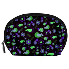 Spring night Accessory Pouches (Large)