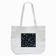 Spring night Tote Bag (White)
