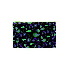 Spring night Cosmetic Bag (XS)