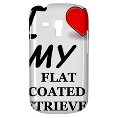 Flat Coated Ret Love Galaxy S3 Mini