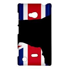 Flat Coated Retriever Silo England United Kingdom Nokia Lumia 720
