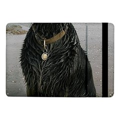 Flat Coated Retriever Muddy Wet Samsung Galaxy Tab Pro 10.1  Flip Case