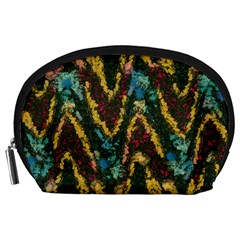 Painted waves                                                         Accessory Pouch
