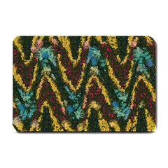 Painted Waves                                                         small Doormat