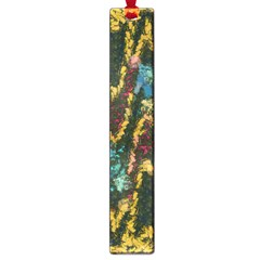 Painted waves                                                         Large Book Mark