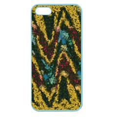 Painted waves                                                        Apple Seamless iPhone 5 Case (Color)