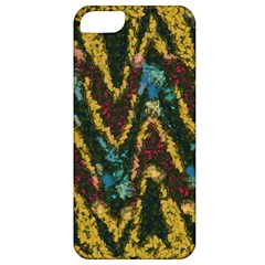 Painted waves                                                        			Apple iPhone 5 Classic Hardshell Case