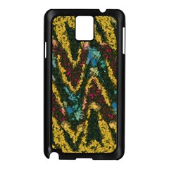 Painted waves                                                        			Samsung Galaxy Note 3 N9005 Case (Black)