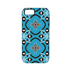 Ornamental flowers pattern                                                        Apple iPhone 5 Classic Hardshell Case (PC+Silicone)