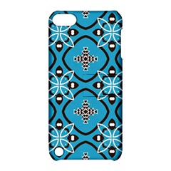 Ornamental flowers pattern                                                        Apple iPod Touch 5 Hardshell Case with Stand