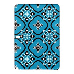 Ornamental flowers pattern                                                        			Samsung Galaxy Tab Pro 12.2 Hardshell Case