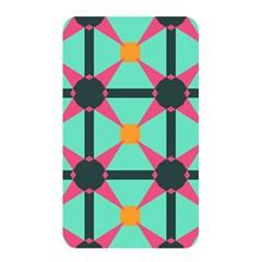 Pink stars pattern                                                          Memory Card Reader (Rectangular)