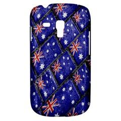 Australian Flag Urban Grunge Pattern Galaxy S3 Mini