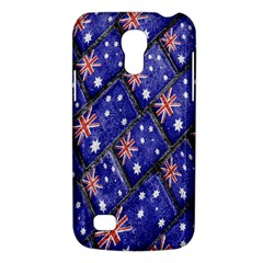 Australian Flag Urban Grunge Pattern Galaxy S4 Mini