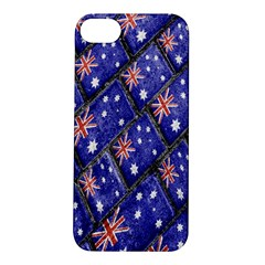 Australian Flag Urban Grunge Pattern Apple iPhone 5S/ SE Hardshell Case