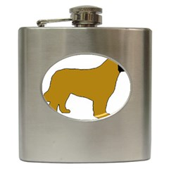 Leonberger Color Silo Hip Flask (6 oz)