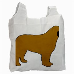 Leonberger Color Silo Recycle Bag (Two Side)