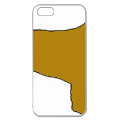 Leonberger Color Silo Apple Seamless iPhone 5 Case (Clear)