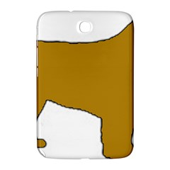 Leonberger Color Silo Samsung Galaxy Note 8.0 N5100 Hardshell Case