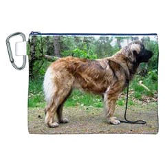 Leonberger Full Canvas Cosmetic Bag (XXL)
