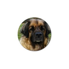 Leonberger 2 Golf Ball Marker (4 pack)