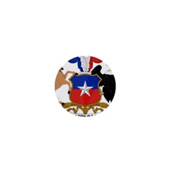 Coat of Arms of Chile 1  Mini Magnets
