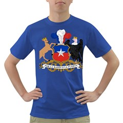 Coat of Arms of Chile Dark T-Shirt