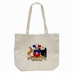 Coat of Arms of Chile Tote Bag (Cream)