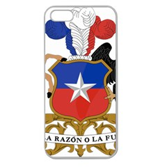 Coat of Arms of Chile Apple Seamless iPhone 5 Case (Clear)