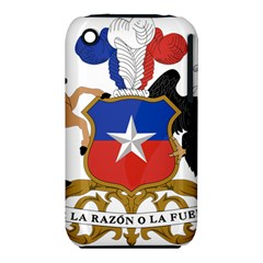 Coat of Arms of Chile iPhone 3S/3GS