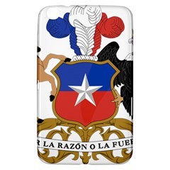 Coat of Arms of Chile Samsung Galaxy Tab 3 (8 ) T3100 Hardshell Case